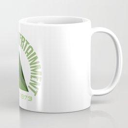 Third eye entertainment green Coffee Mug