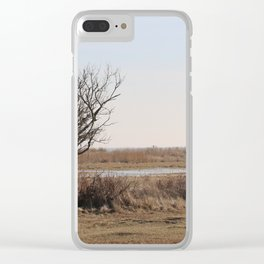 Wild Landscapes at the coast 1 Clear iPhone Case