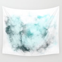 Dreamy Clouds Wall Tapestry