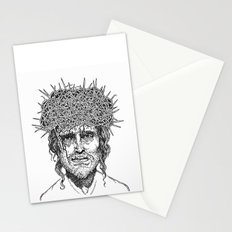 Crown of Thorns Stationery Cards