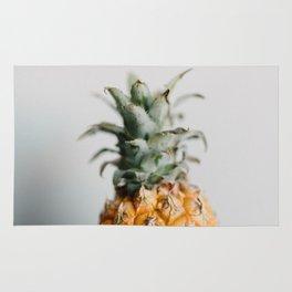 Petite Pineapple Rug