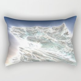 Mega Dragon's Peaks Rectangular Pillow