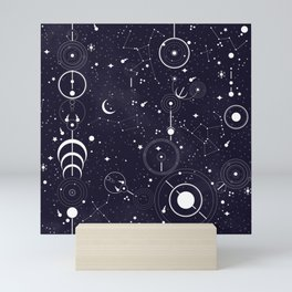 Beyond Infinity Mini Art Print