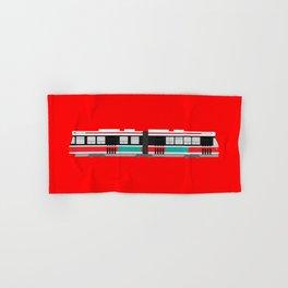 Toronto TTC (ALRV) Streetcar Hand & Bath Towel