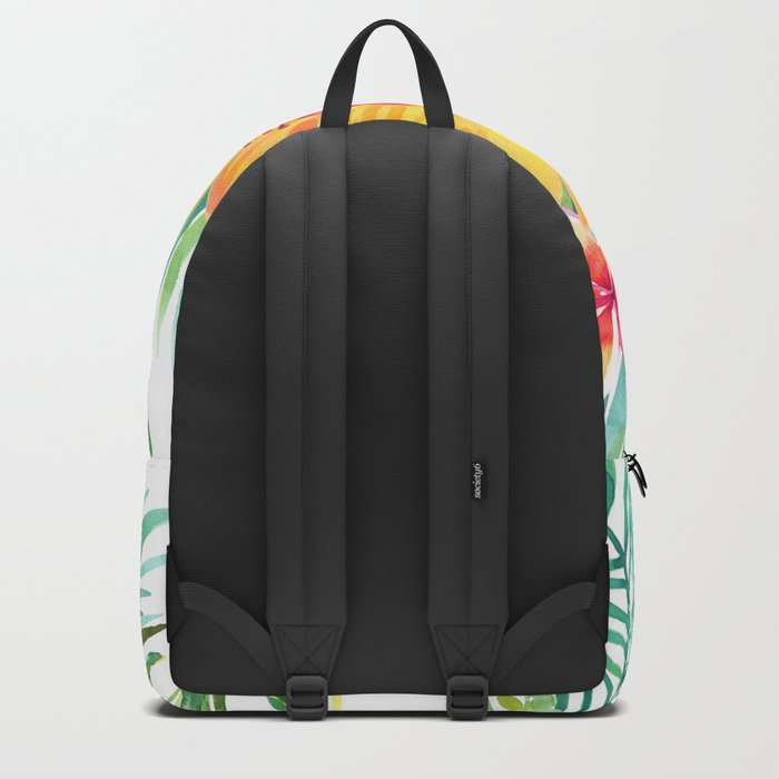 Floral paradise Backpack