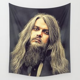 Leon Russell, Music Legend Wall Tapestry