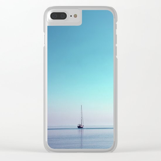 Adventure is calling #buyart #decor Clear iPhone Case
