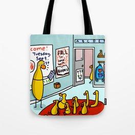 Kindergarten Classroom   Veronica Nagorny Tote Bag