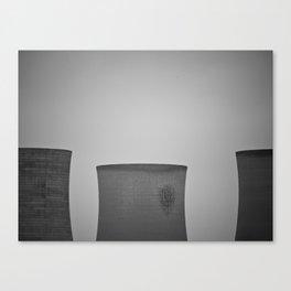 Future/Happy Canvas Print