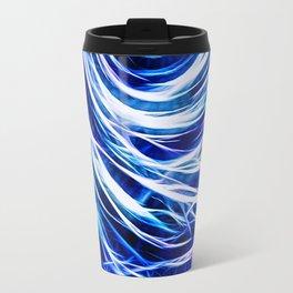 Future Abstract -BL- Travel Mug