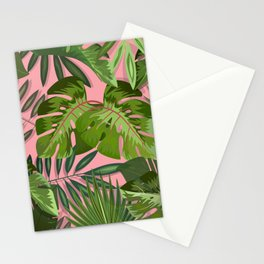 Pink b. summer Stationery Cards