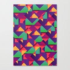 On the Floor Canvas Print