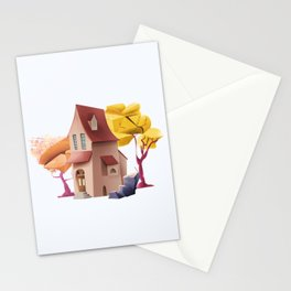 Props Stationery Cards