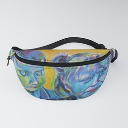 Everything is gonna be alright cuzzie. Fanny Pack