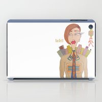 rocket iPad Cases featuring Rocket by BNK Design