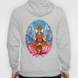 Goddess Lakshmi Hoody