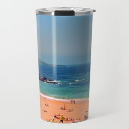 Summer in the North of Spain Travel Mug