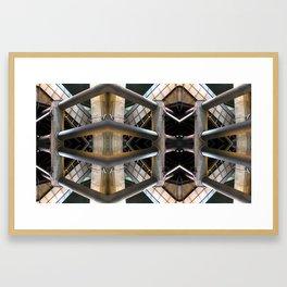 INFRASTRUCTURE NUMBER FOUR Framed Art Print