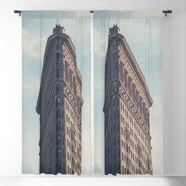 Flat Flat Iron - NYC Blackout Curtain