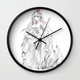Jiu Jian Zi Wall Clock