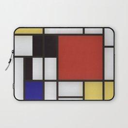 Piet Mondrian Laptop Sleeve