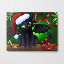 Christmas Artwork #6 (2019) - Part 1 Metal Print