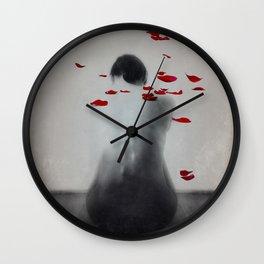 A million little pieces Wall Clock