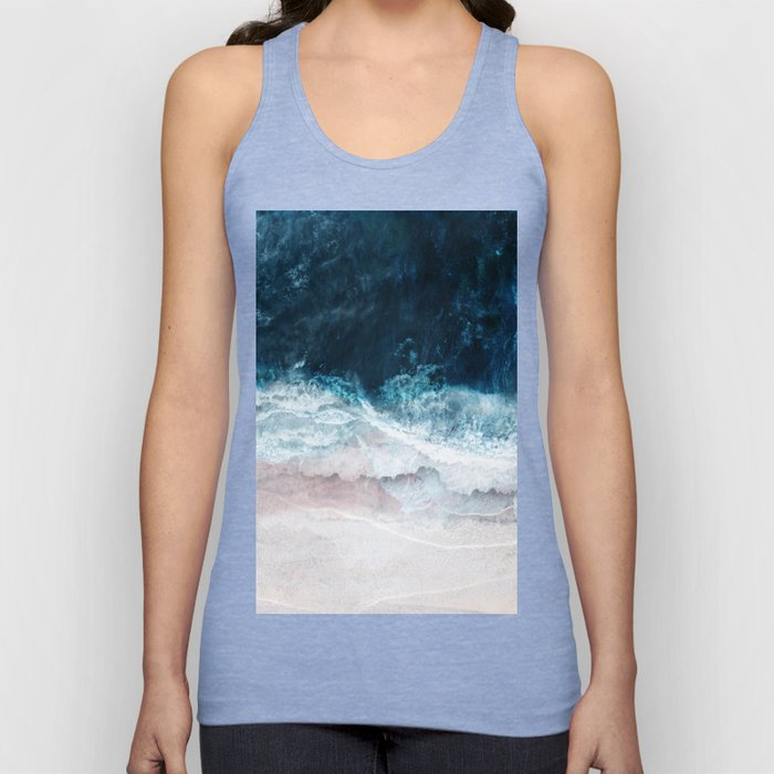 Blue Sea II Unisex Tanktop