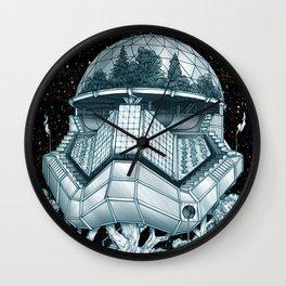 Stormtrooper Treehouse Wall Clock
