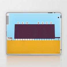 A1A Car Wash Laptop & iPad Skin