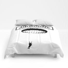 Airborne Jump Paratrooper Comforters