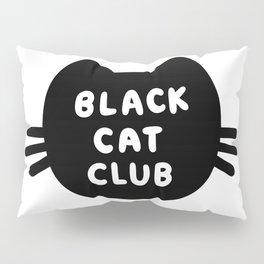 Black Cat Club Pillow Sham