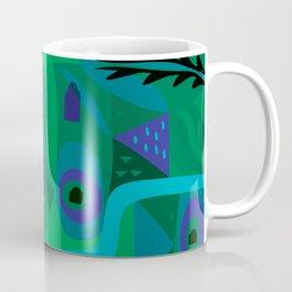 Cabins in the Sea Coffee Mug