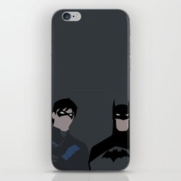 Young Justice Minimalism 1 iPhone Skin