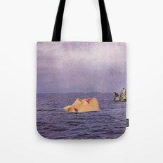 Undercurrent Tote Bag