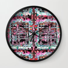 Scrambled Wall Clock