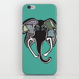 Elephant, redesigned iPhone Skin