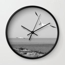 Fou de Bassan #1 Wall Clock