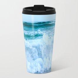 Ocean Pull Travel Mug