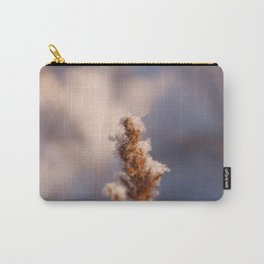 dazzling in the snow Carry-All Pouch