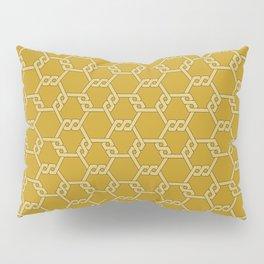 Earthy Freeman Lattice 2 Pillow Sham