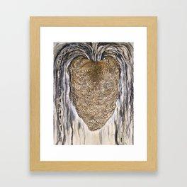 Unheimlich Framed Art Print