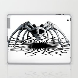 Skull Spider Laptop & iPad Skin