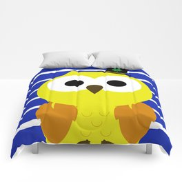 Oliver The Owl Comforters