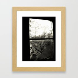 Langdon Street Framed Art Print