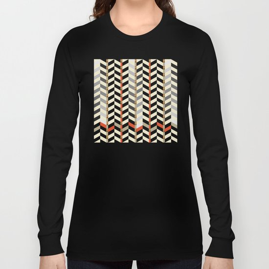 Geometric#29 Long Sleeve T-shirt