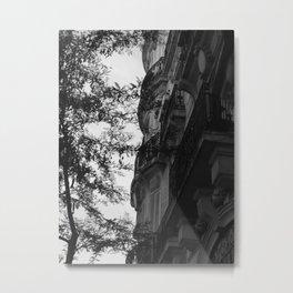 Around the corner Metal Print