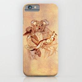 Australian Wildlife iPhone Case
