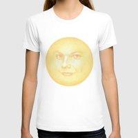 louis tomlinson T-shirts featuring Knowing sun emoji (Louis Tomlinson) by Jen Eva