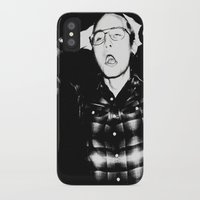 zombies iPhone & iPod Cases featuring Zombies by Late Nite Draw
